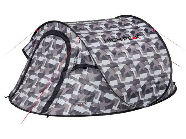 High Peak Vision 2 Tent camouflage